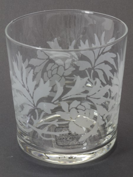 Glas Ornato Rosen von Virginia Casa