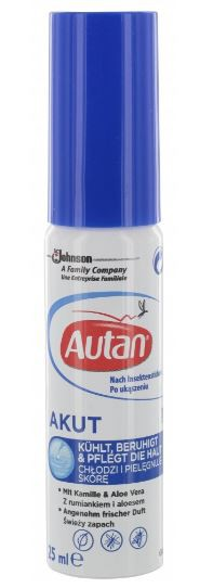 Autan Akut Pump-Gel (25 ml)