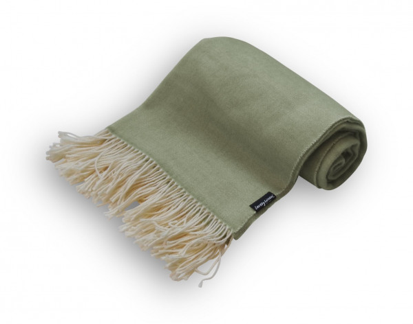 Wolldecke Comfy von Lovely Linen in harmony