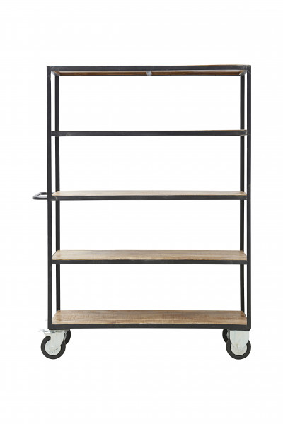The Shelf - Rollenregal von House Doctor, braun