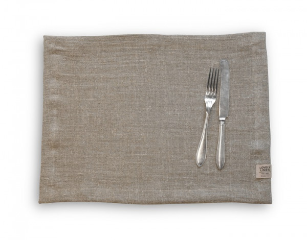 Platz-Set Rustik in beige