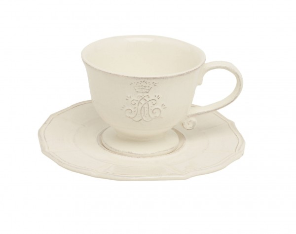 Teetasse Corona Latte von Virginia Casa
